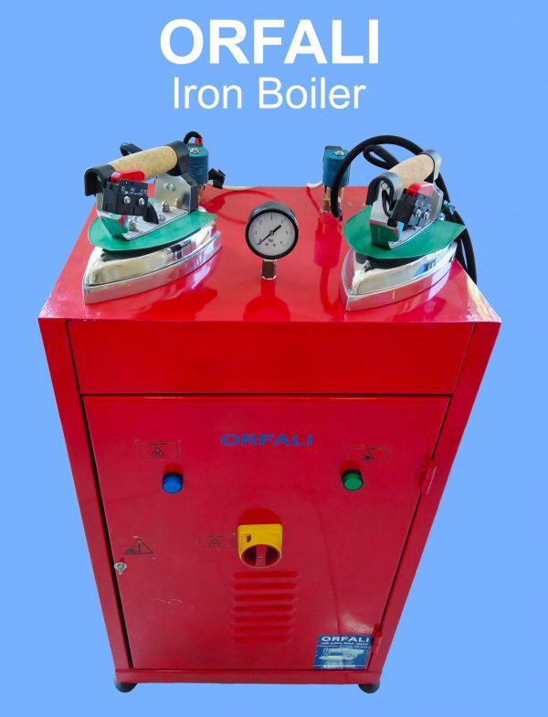 IRON BOILER